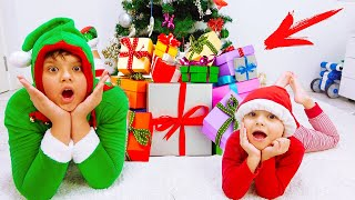 Егорка и Подарки от Деда Мороза // Egor and Gifts from Santa Claus