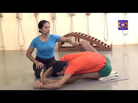 yog deep  epi 18  marichyasana 1  youtube