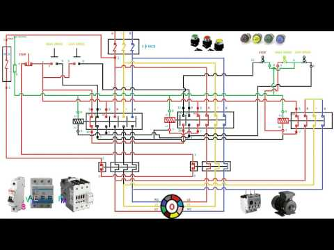 2 Speed Starter Wiring Diagram Block Diagram 741 Begeboy Wiring Diagram Source