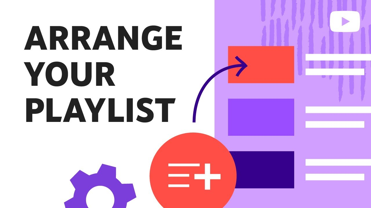 Add videos to the top of your playlists