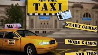 #001 Let´s Play New York Taxi - Die Simulation