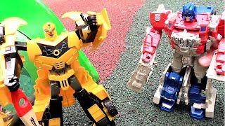 Игры для мальчиков с Трансформерами - База для Автоботов - Видео онлайн.