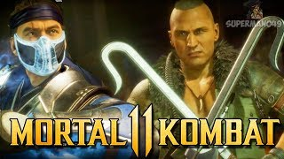"MORTAL KOMBAT 11: Kabal Vs Sub-Zero High Level Gameplay! - Mortal Kombat 11 ""Kabal"" Gameplay"