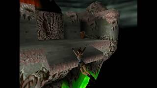 Tomb Raider 2 Glitched Speedrun - Floating Islands 1.03 (IL)