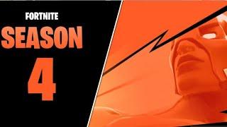 LA BANDE-ANNONCE DE LA SAISON 4 DE FORTNITE BATTLE ROYALE!