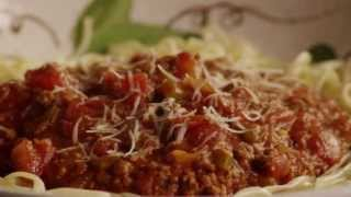 How to Make Spaghetti Sauce with Ground Beef | Beef Recipes | AllRecipes
