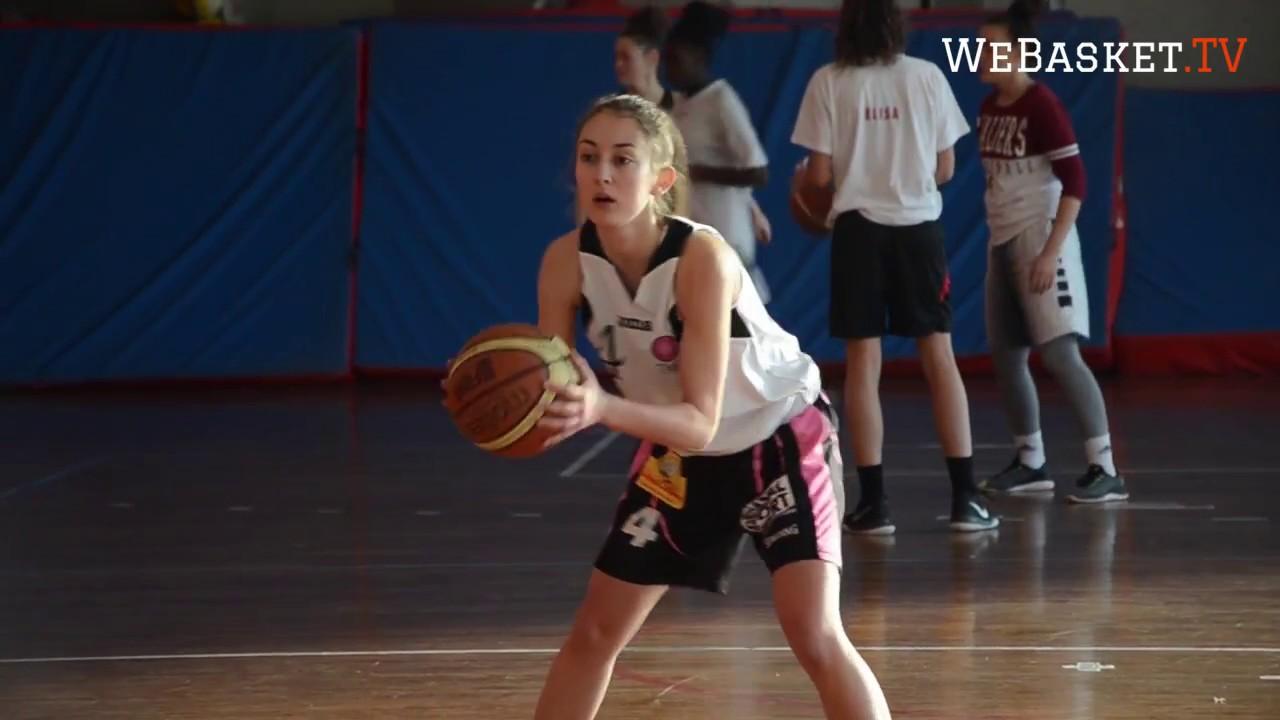 24h avec une joueuse de centre de formation : Clara Pénavayre