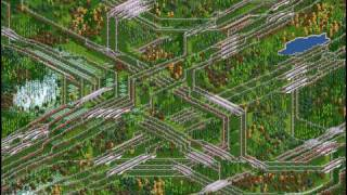 Transport Tycoon Deluxe OST - 07 Hold That Train!