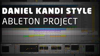 Euphoric Uplifting Trance Ableton Project (Daniel Kandi Style)