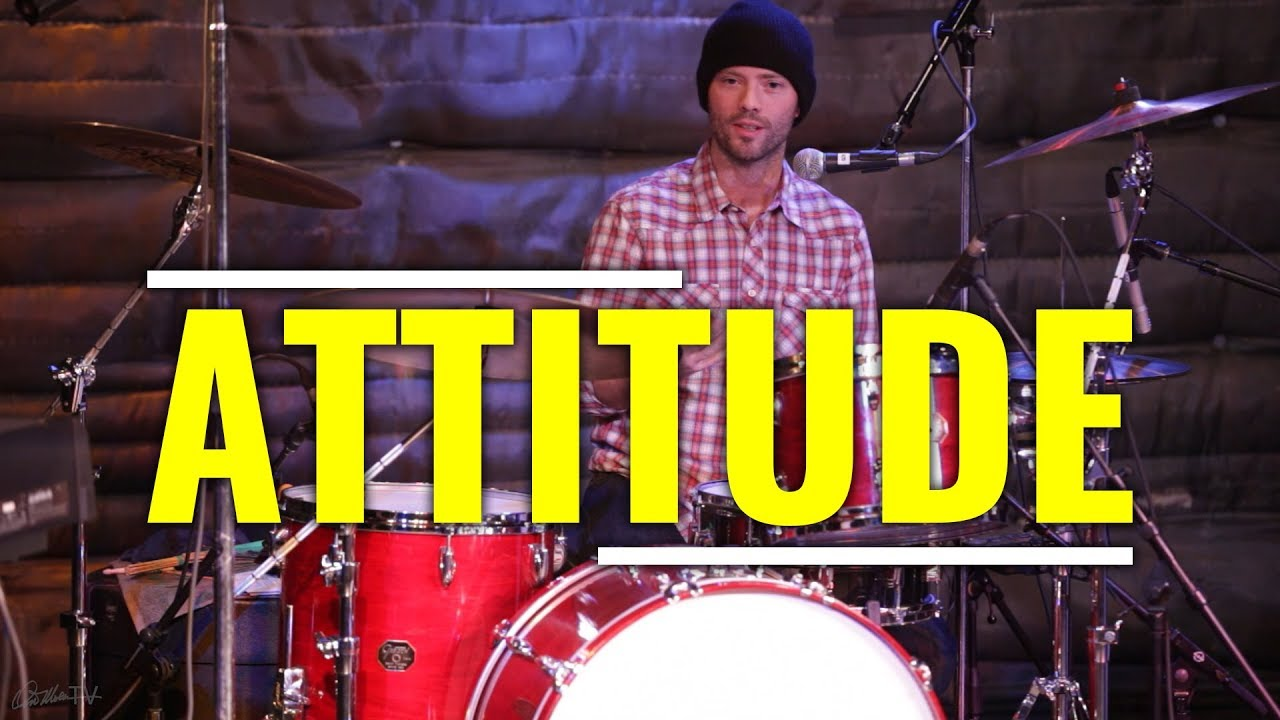 The Attitude of a Drummer | Bass and Drums Workshop