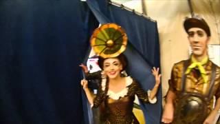 ACTIVEON has become the Official Camera Partner of Cirque du Soleil®