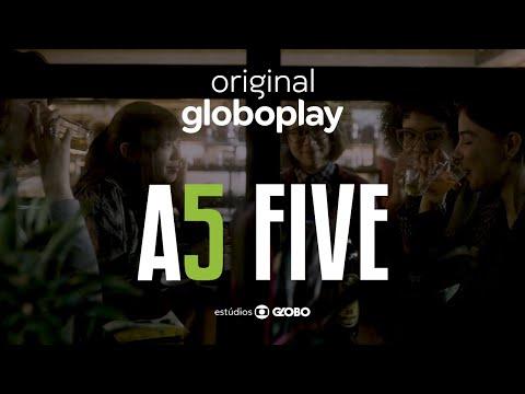 As Five | Série Original Globoplay