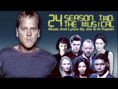 24 SEASON TWO: THE MUSICAL 1 of 12 Dammit!