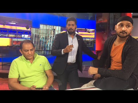 Exclusive: When Harbhajan Met His First Skipper Azhar | Spor