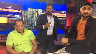 Exclusive: When Harbhajan Met His First Skipper Azhar | Sports Tak