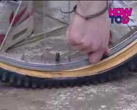 How To Repair a Bicycle Puncture