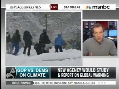 James Taylor Discusses Global Warming With MSNBCs David Shuster