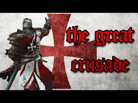 [For Honor] The Great Crusade