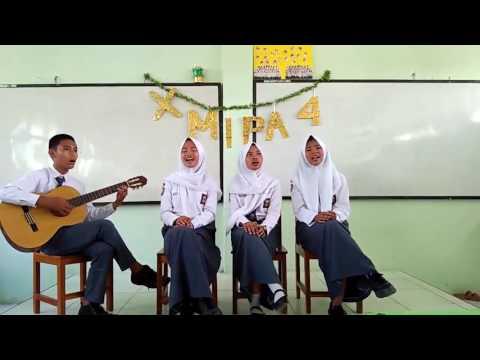 Cover Indonesia Jaya - X MIPA 4 SMA Negeri 1 Wonomulyo