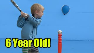 Amazing 6 Year Old Trick Shots (Part 2) | Colin Amazing