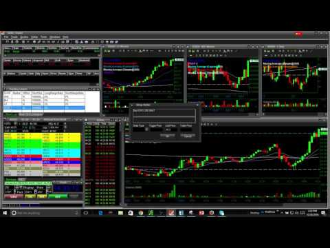 Live $KORS trade Great Lesson on Using Stop Losses!