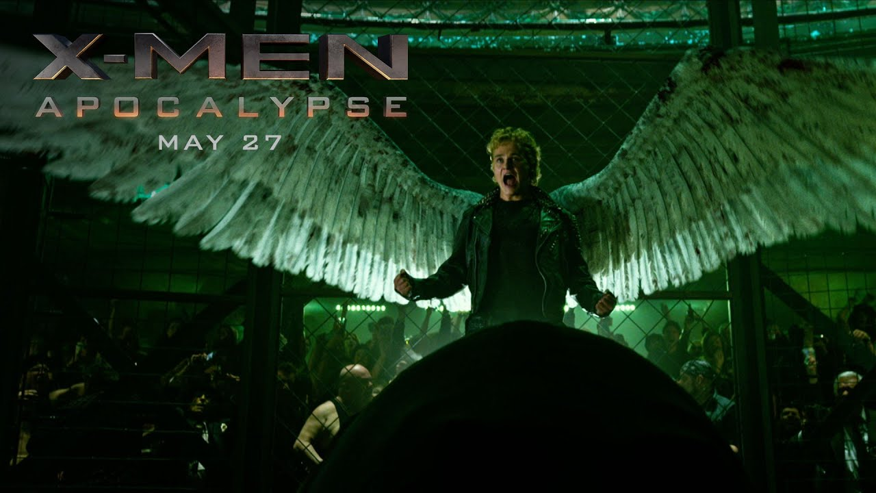 "Men: Apocalypse | ""Angel"" Power Piece [HD] 