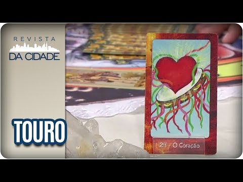 Previsão De Touro 17/09 à 23/09 - Revista Da Cidade (18/09/2017)