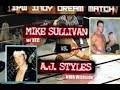 AJ Styles vs Mike Sullivan, IPW Shorts