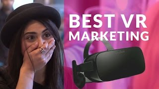 The 10 Best Uses of Virtual Reality VR Marketing