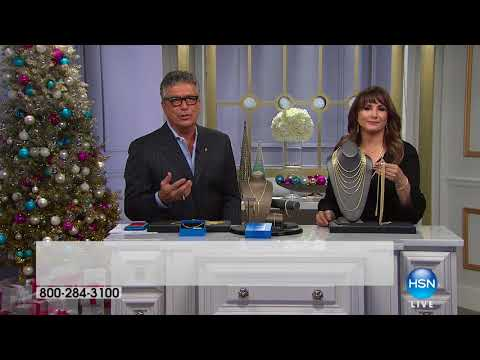 HSN | Michael Anthony Jewelry 11.29.2017 - 01 PM