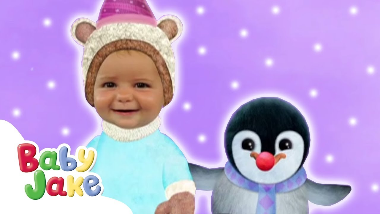 Baby Jake - Fun in the Snow | Full Episodes | Yacki Yacki ...