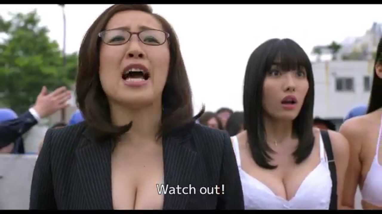 Tv show virginity japanese