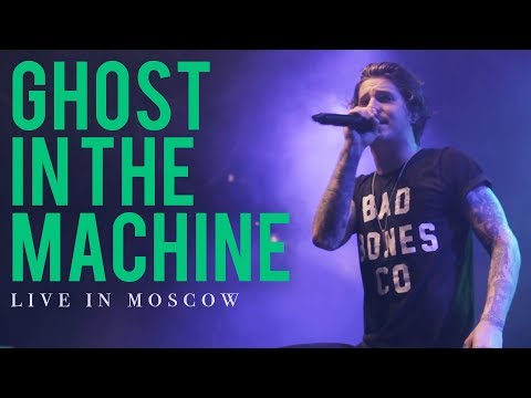 "Our Last Night - ""Ghost in the Machine"" (LIVE IN MOSCOW)"