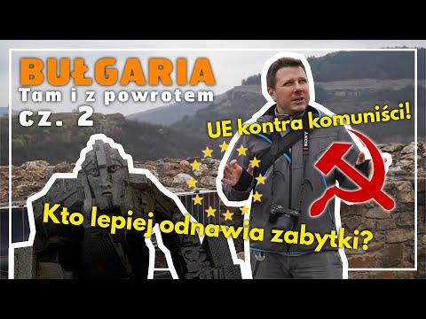 Bułgaria 🇧🇬 tam i z powrotem, odc. 2 - Wielkie Tyrnowo, Szumen, Warna 🌊