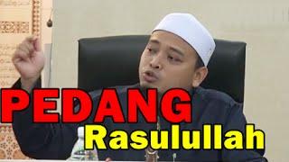 "Abu Dujanah Sahaja Sahabat Nabi Yang ""BERANI"" Ambil Pedang Nabi Muhammad - Ustaz Wadi Anuar 2016 HD"
