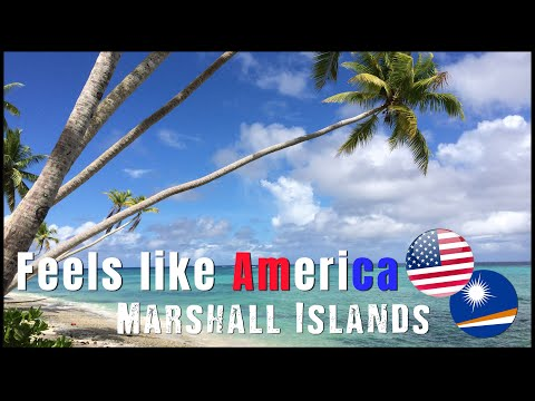 It's Feels Like AMERICA!!! | Majuro, Marshall Islands 🇲🇭