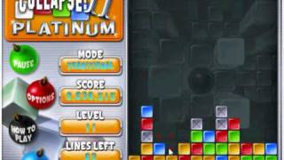 Super Collapse 2 Platinum Traditonal Mode (Reached Level 13 High Score: 3,054,052) (Part 2 Out of 2)