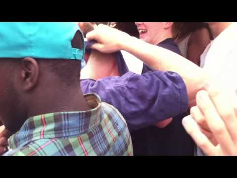 Mac Miller Live Boston City Hall Free Concert 2011