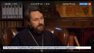 """Митрополит Иларион про """"Нелюбовь"""" Звягинцева"""