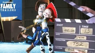 TOY STORY 2 | Funny Bloopers And Jokes For Disney Pixar Movie