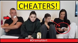 Charli & Dixie D'Amelio CHEAT in MrBeast Event (VIDEO PROOF) #DramaAlert Ace Family (LEAKED Video)