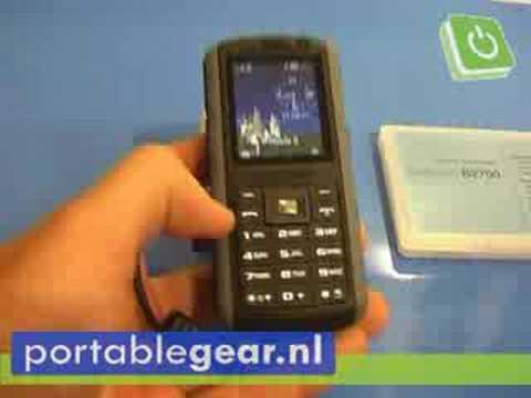 Samsung B2700 hands-on