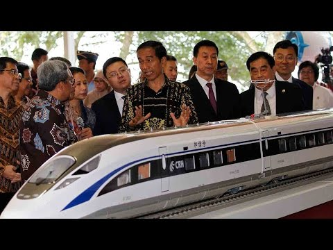 Indonesia seeks further cooperation with China in infrastructure construction