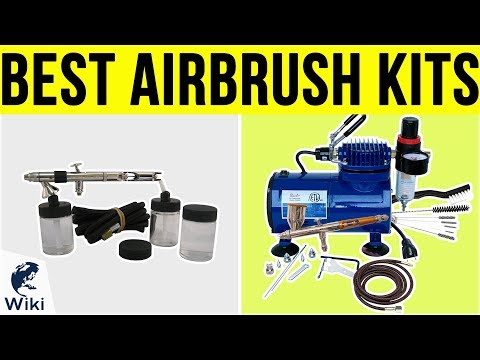 Top 10 Airbrush Kits of 2019 | Video Review