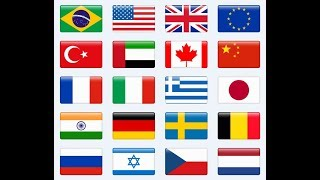Get Flag of any Country with Country Code