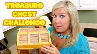 Velveeta Treasure Chest Challenge | Cooking With Katiepie