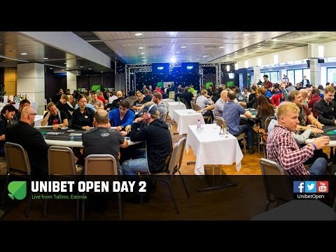 Unibet Open Tallinn 2014 - Live Stream Day 2