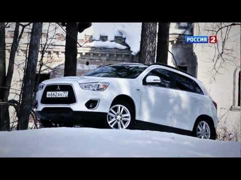 Тест-драйв Mitsubishi ASX 2013 // АвтоВести 92