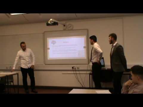 Alex, Connor and Chad Sport Development Presentation