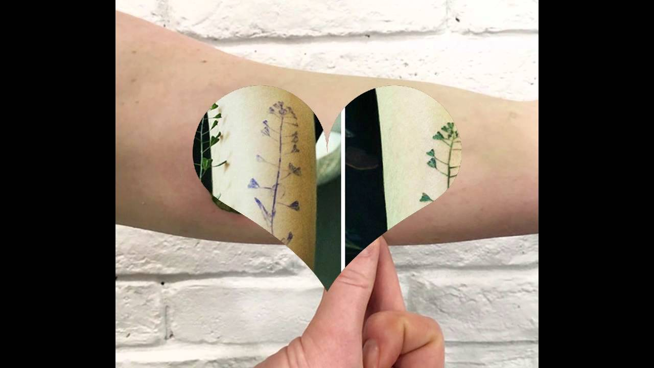 Is a stencil used for all tattoos?